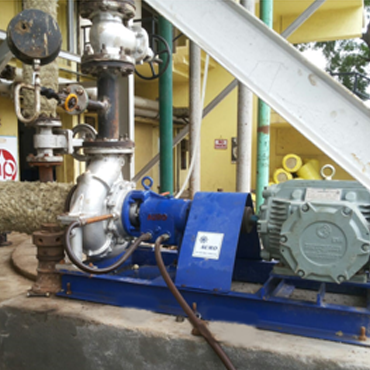 high temperature thermic fluid pumps manufacturer