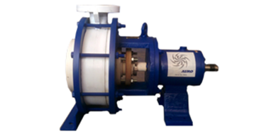 APP NON METALLIC HORIZONTAL PP PUMPS